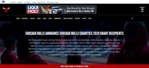 chicago bulls grant 2020